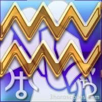 Free weekly horoscope AQUARIUS 3rd decan Online oroscopes of